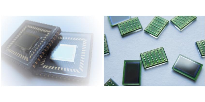 Таблица современных сенсоров изображения SOI