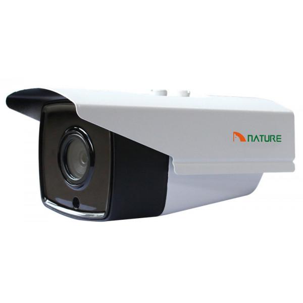 Видеокамера видеонаблюдения уличная для наружного наблюдения NATURE NVC-HA409IRP 1 MP 0,001LUX