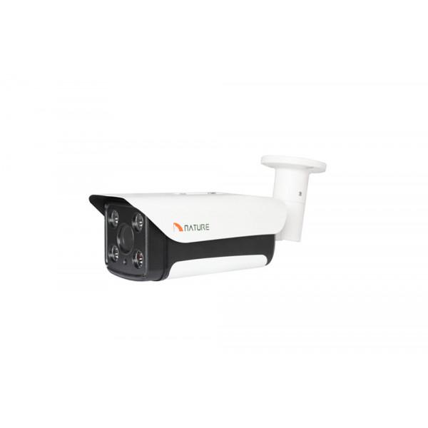 Уличная видеокамера наблюдения с ИК прожектором NATURE NVC-HA406IRP/N1