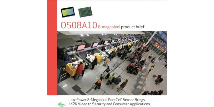 Сенсор изображения матричного типа CMOS OVOS8A10 полное описание