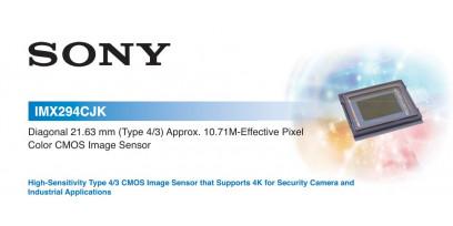 CMOS SONY IMX 294 описание