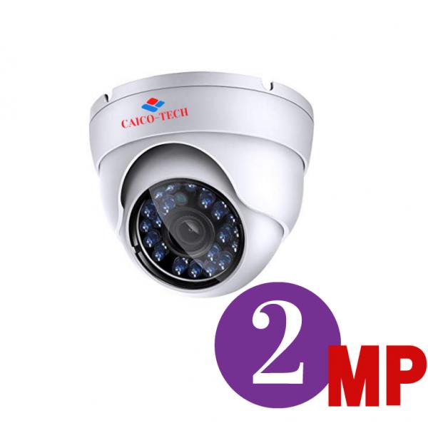 Видеокамера для помещения CAICO TECH DZ412 2Mп