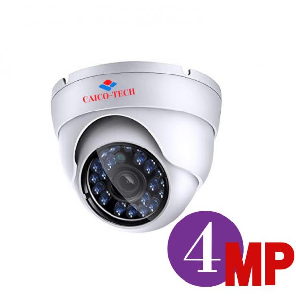 Видеокамера для помещения AHD 4Mp CAICO TECH MWV689P4GG