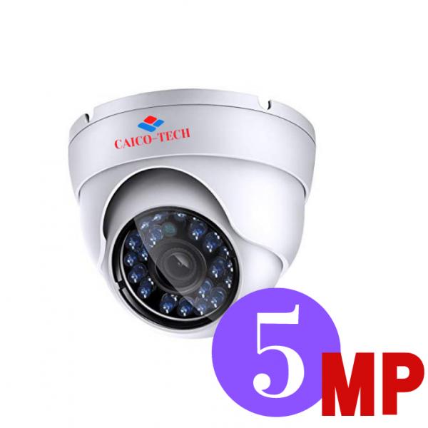 Видеокамера для помещения CAICO TECH CCTV 5036 GG 5Mpix