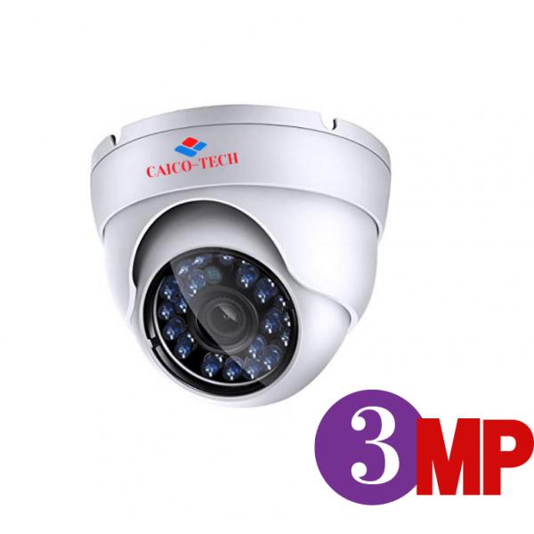 Видеокамера для помещения CAICO-TECH C20R3MV4G3 3Mp