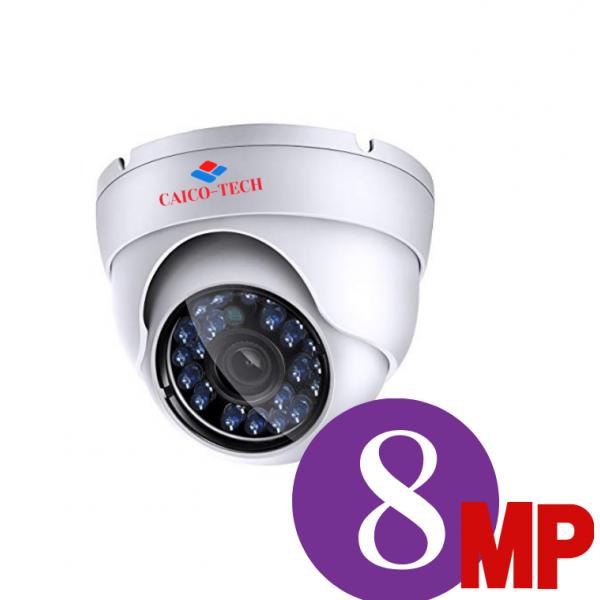 Видеокамера для помещения  гибрид CAICO TECH DDS 854 WF 8Mp