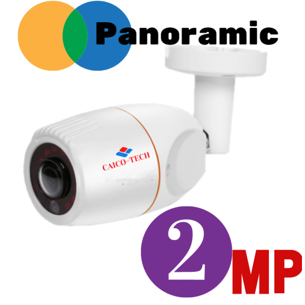 Видеокамера улица помещение CAICO TECH A77F Panoramic
