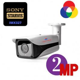 2 Mpix уличная видеокамера наблюдения CAICO TECH DSV-327B CMOS STARVIS IMX 327
